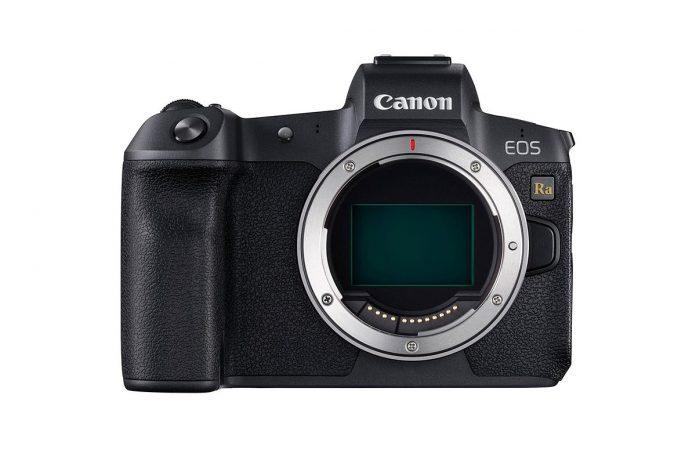 Canon, Tam Çerçeveli Aynasız bir Astrofotografi Kamerası EOS Ra'yı Tanıttı!