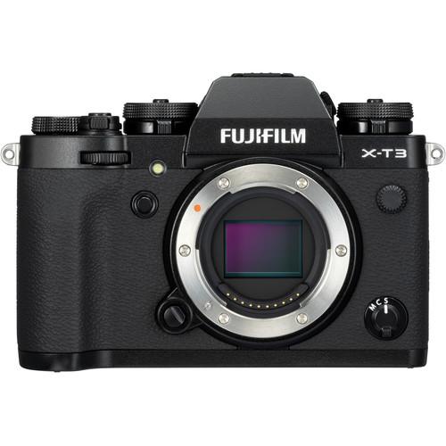 Fuji X-T3 Özellikleri