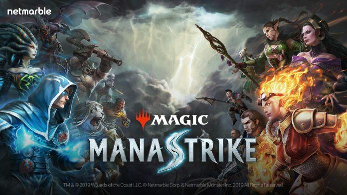 Yepyeni bir Oyun Magic: ManaStrike