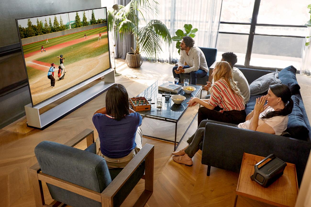 LG'den Sinema, Oyun ve Spor Dünyasına Farklı Bir Bakış!