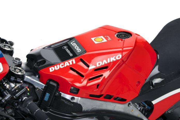 Lenovo, Ducati Takımının Teknoloji Ortağı!