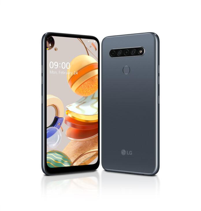 LG K61 48 MP'lik Mega Lens!