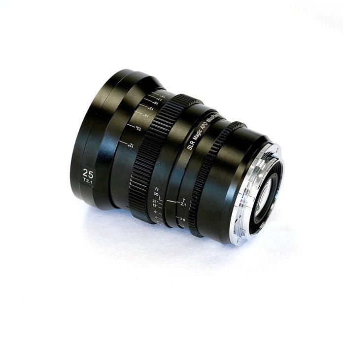SLR Magic, Canon EF mount için 4 APO-MicroPrime Lensleri!