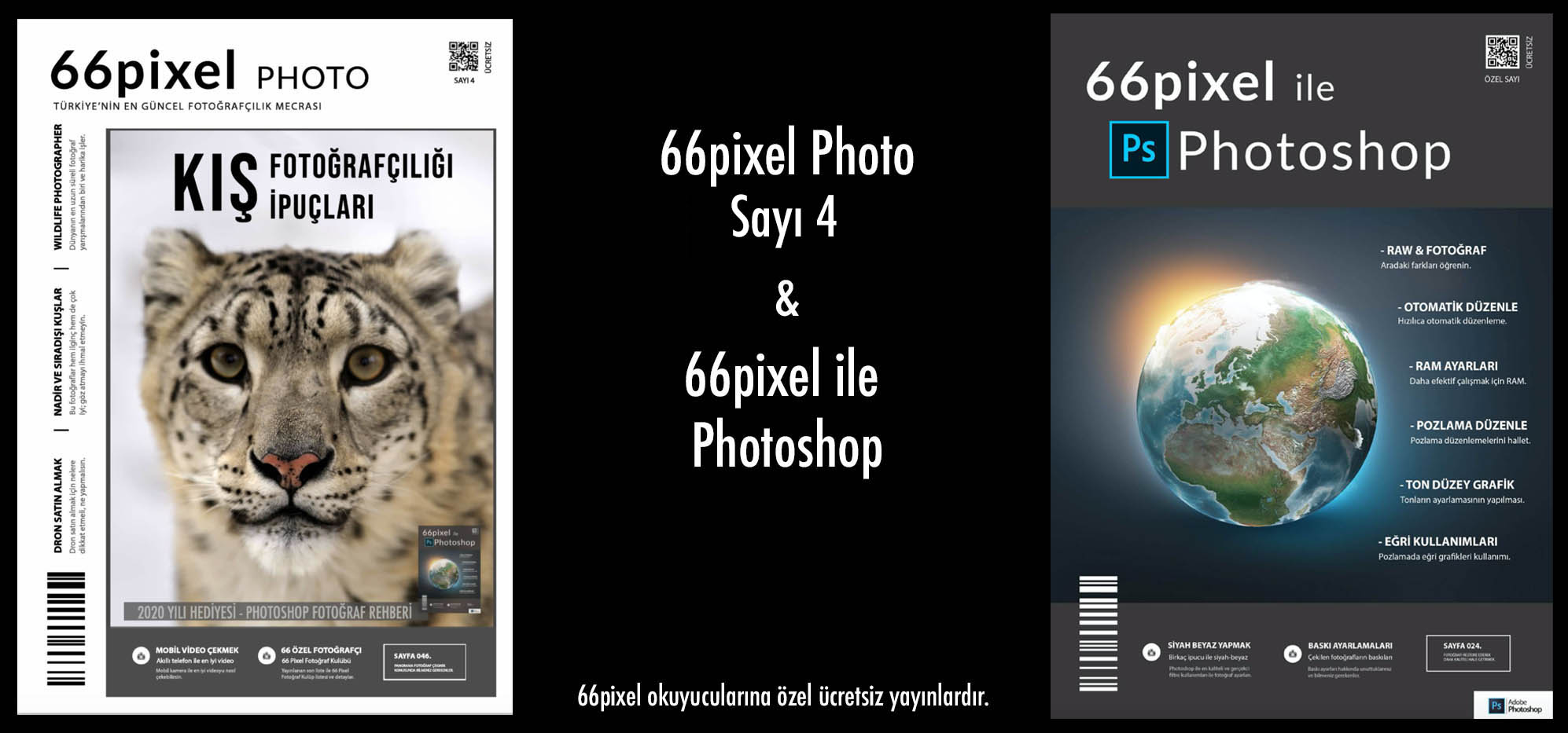Fotoğrafçılık Dergisi - 66pixel photo derrgisi