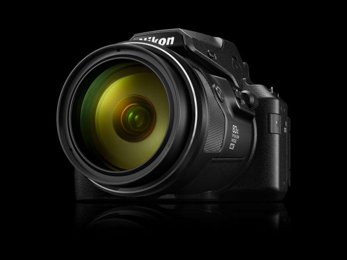 Nikon Coolpix P950, Mega-Zoom 4K Video, Geliştirilmiş EVF!
