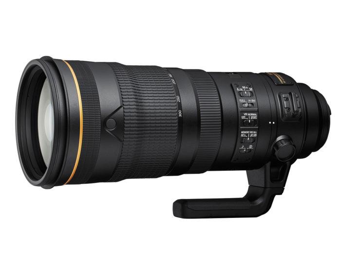 Nikon AF-S 120-300mm F2.8E FL ED SR VR!