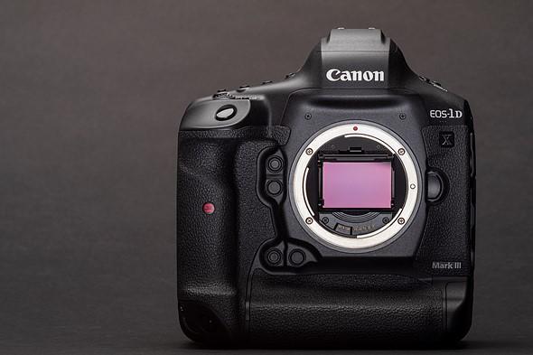 Canon EOS-1D X Mark III ile Yeni Sensör, Dual Pixel AF ve 5.5K Raw Video!