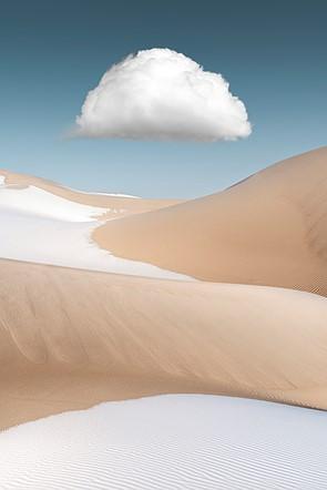 Second Place: 'Badain Jaran Desert, China' by Yang Guang (China)/International Landscape Photographer of the Year