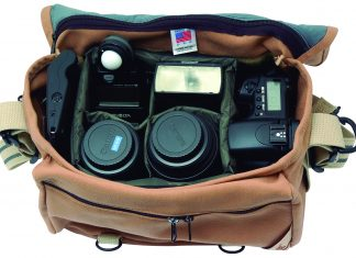 kamera omuz çantası
