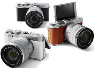Fujifilm X-A2 Aynasız Kamera