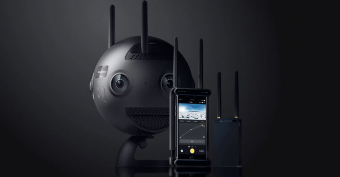 Insta360 Pro 2 VR Camera
