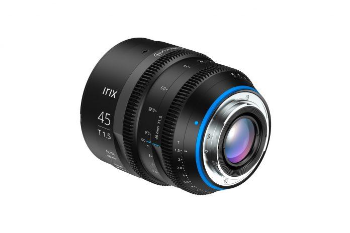 Irix, Yeni 45mm T1.5 Cine Lens!