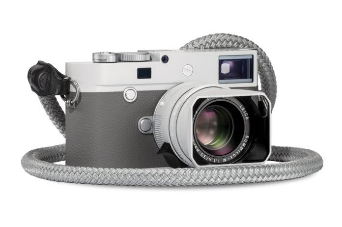 Leica, M10-P 'Ghost Edition'ı ve Yeni Summilux-M 90mm F1.5 ASPH Lens!
