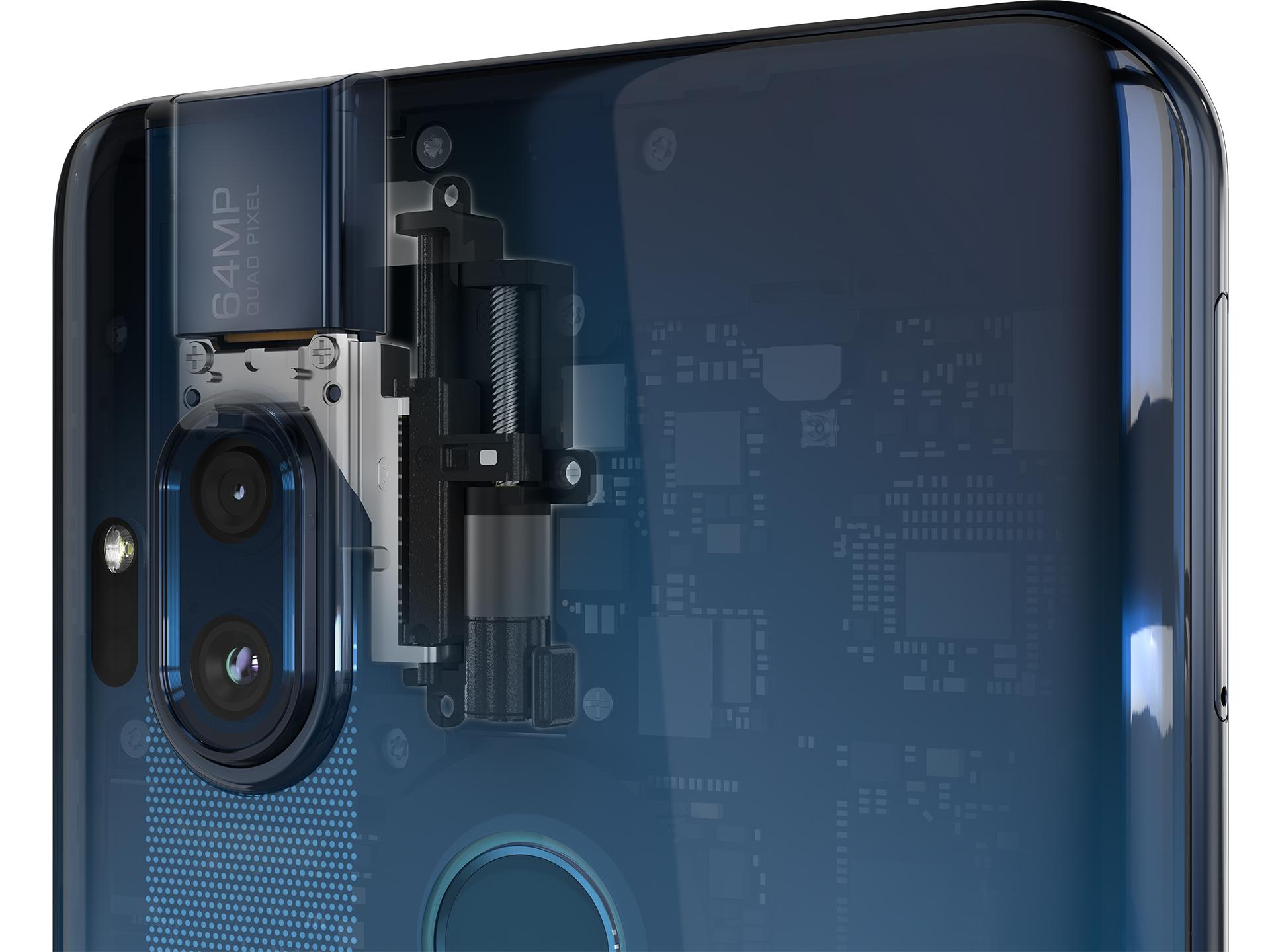 Motorola One Hyper, 64MP Ana kamera, 32MP Selfie Kamerası!