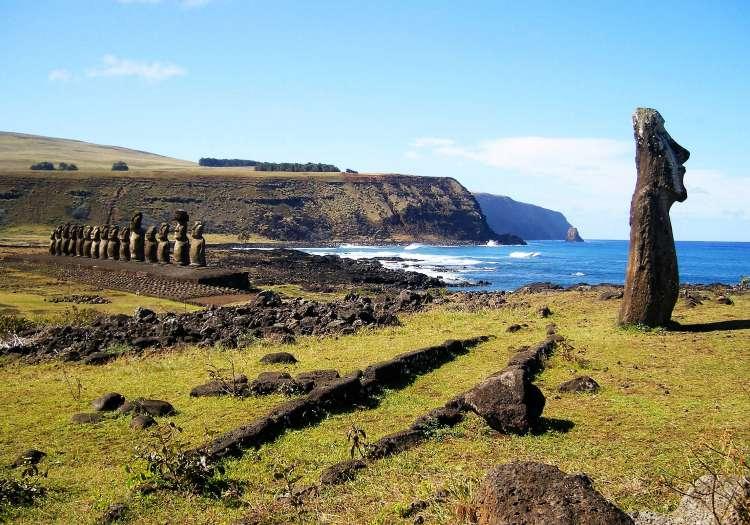Paskalya Adası, Şili