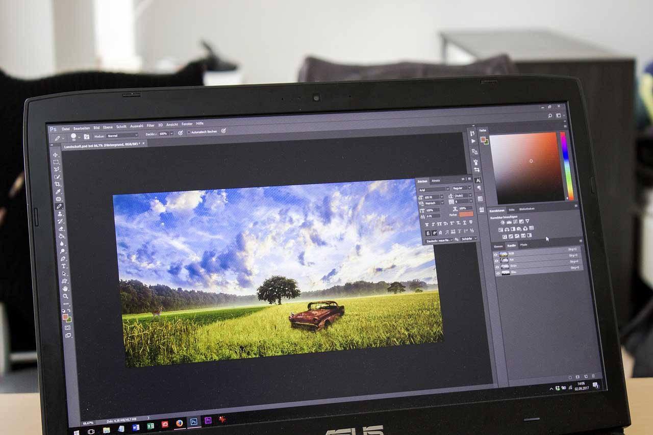 Photoshop Dersleri - Photoshop Kursları