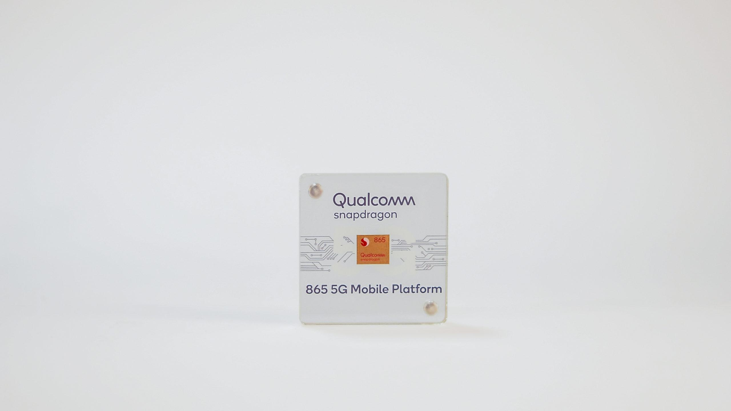 Qualcomm'un Yeni 865 Yonga Seti ile 8K video, 4K HDR, Limitsiz 960fps Çekim!
