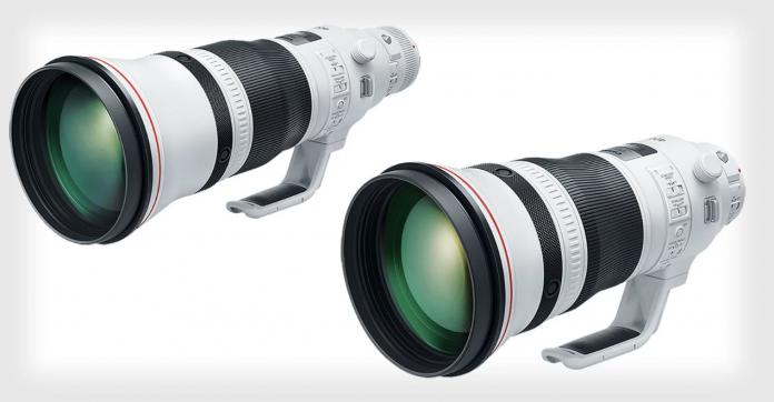 Canon 400mm f/2.8