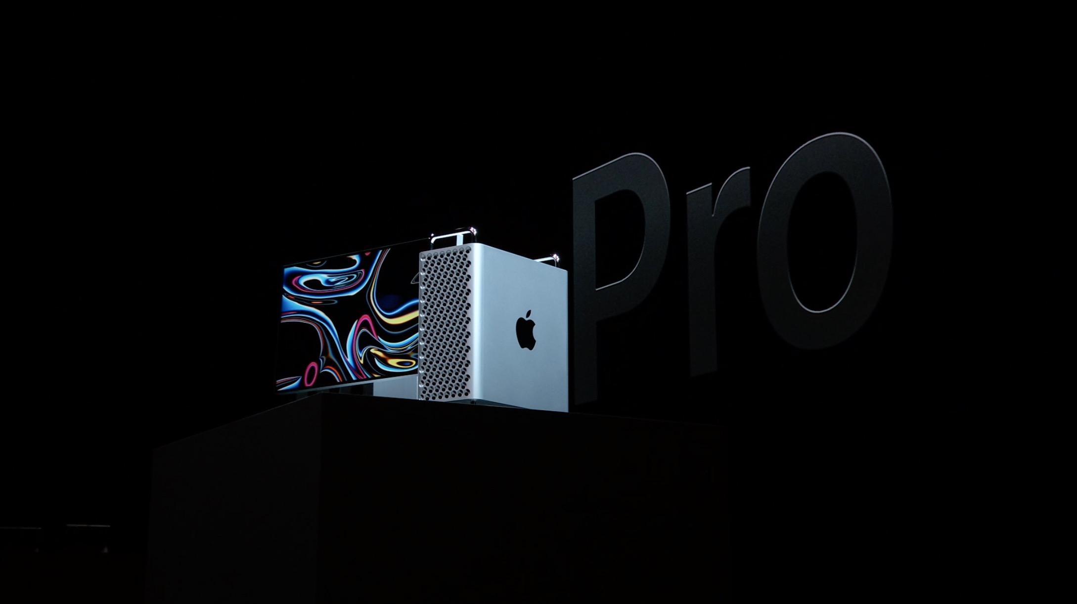 Apple Yeni Mac Pro'yu Onayladı, Pro Display XDR Monitörü Artık Hazır!