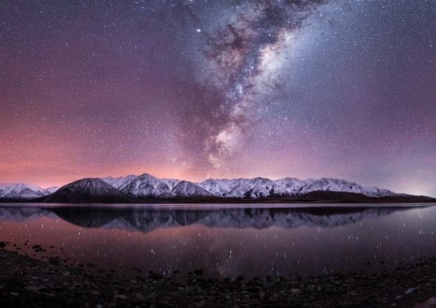 Air glow, Laurie Winter (NZ)