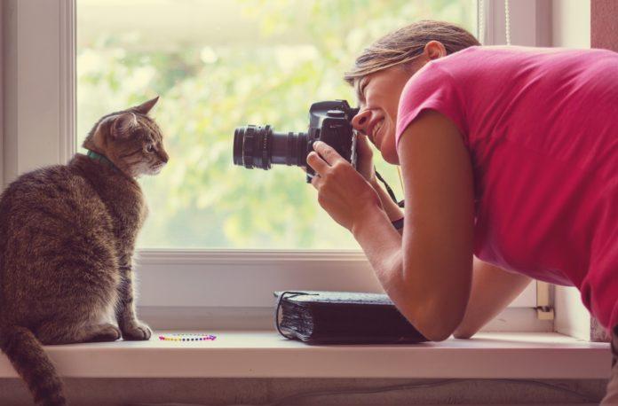 Evde fotoğraf çekmek