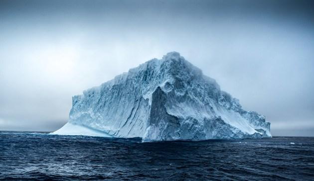 Fresh ice, Liquid salt, James Muir (NZ)