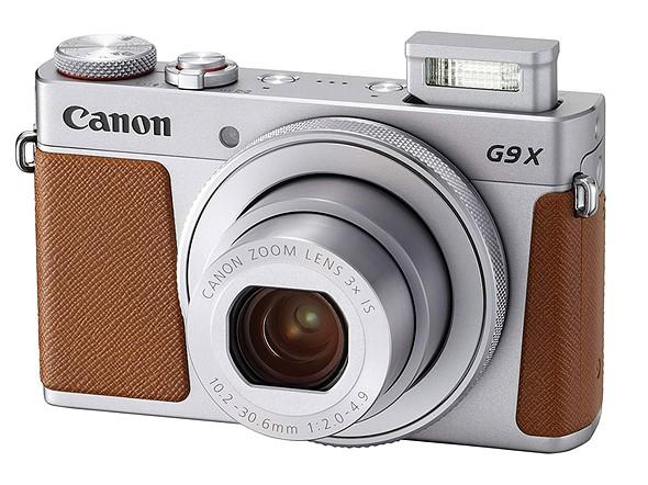 Canon PowerShot G9 X II