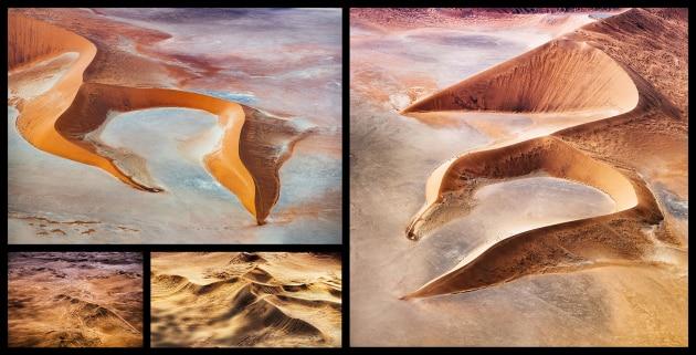 Dennis Rickard, 'Sands of Namibia'