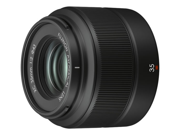 Fujifilm Uygun Fiyatlı XC 35mm F2 Lens!