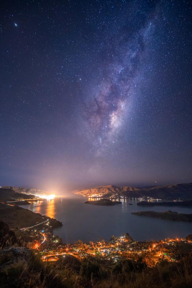 Milky Way Rising, Dice Sales (NZ)