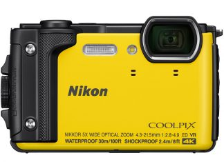 nikon-coolpix-w300-yellow kopya