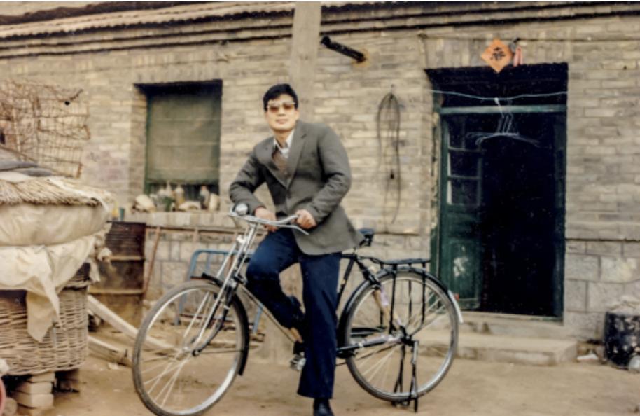 The Transition of Wheels, Yingli Zhao, China