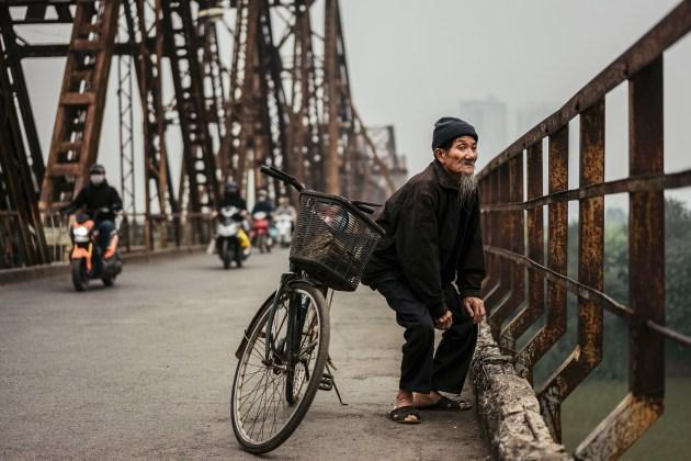 The Old Man and the Bridge, Tiago Lamy Silvia (NZ)