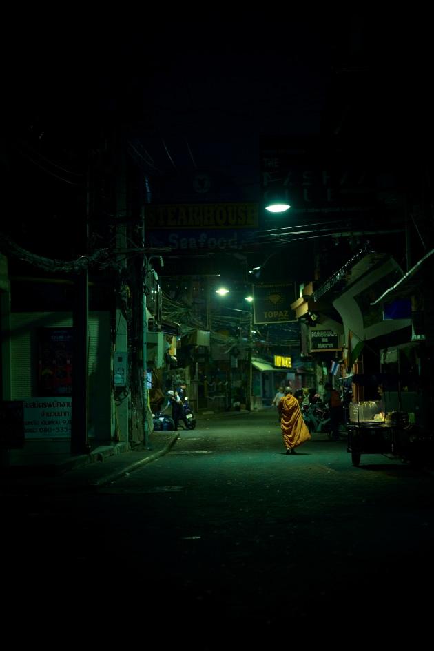 Walking street, Thuy Vy (AU)