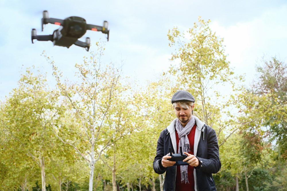 drone kullanmak